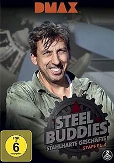 steel buddies stahlharte gesch 228 fte fernsehserien de