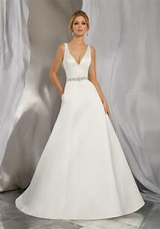 morena wedding dress style 6862 morilee
