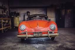 Barn Find 1957 Porsche 356 Speedster