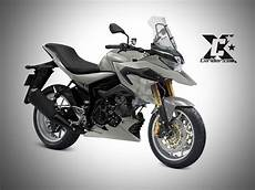 Modifikasi Gsx S150 by Modifikasi Gsx S150 Touring Adventure Cxrider