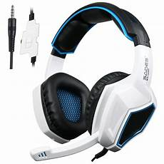 ps4 headset yanni sades wired ear stereo gaming