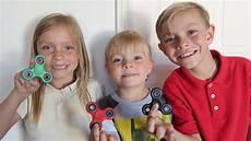 kids fidget spinner surprise youtube
