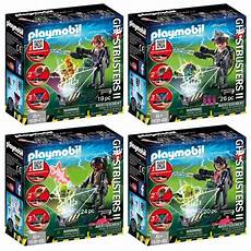 Playmobil Ghostbusters Malvorlagen Playmobil Ghostbusters 2 9346 9347 9348 9349 Set Of 4