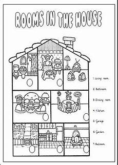 worksheets rooms 19037 communicate with everyone literacy