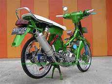 Honda Grand Modif by Modification Honda Grand Airbrush Motor Modif Contest