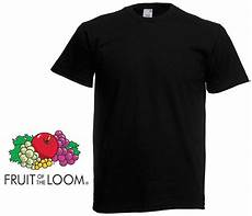 5 or 3 pack mens fruit of the loom 100 cotton plain