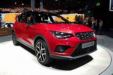 seat arona xcellence vs fr new seat arona suv prices specs and release date carbuyer