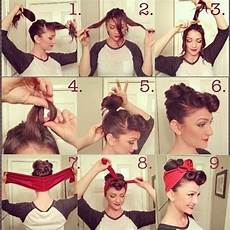 Vintage Frisuren Damen