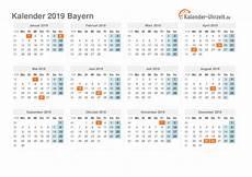 Feiertage 2019 Bayern Kalender