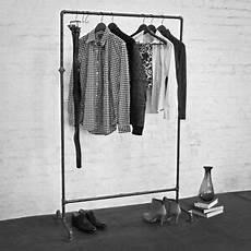 kleiderst 228 nder kleiderstange garderobe metall stahl