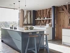 10 inspirations pour une cuisine bleu gris joli place