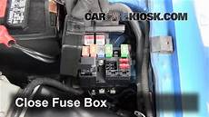 Blown Fuse Check 1991 1996 Ford 1993 Ford