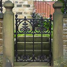 terrace garden gate cast iron heritage cast iron gates