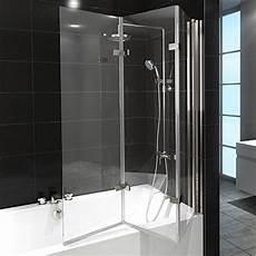 Duschabtrennung Badewanne Glas - duschabtrennung badewanne duschwand badewannenfaltwand