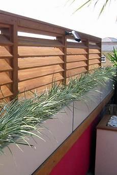 Terrasse Zaun Holz - designing garden decking louver for the home deck