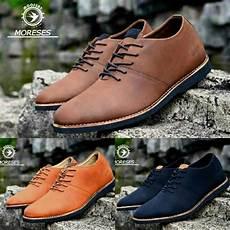 jual dijual sepatu casual kulit pria moofeat original murah berkualitas di lapak fabian shoes