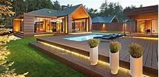 Chalet Spa Architecture Bois Magazine