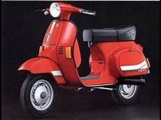 vespa pk 125 vespa 125 pk rossa accensione