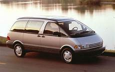 used 1996 toyota previa pricing for sale edmunds