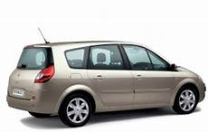 dimension grand scenic 2 2006 renault grand scenic ii 1 6 16v car specifications auto technical data performance fuel