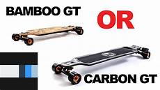 Evolve Bamboo Gt Vs Carbon Gt Which One Is Right For You