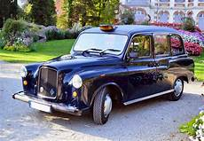 Location Taxi Anglais Londonien Fairway 1997 Bleu 1997