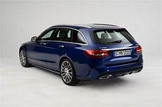 Mercedes C Class Estate 2014 Revealed Auto Express