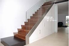 Treppe Mit Schrank - treppe einbauschrank
