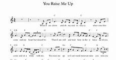 ripple thoughts you raise me up violin sheet