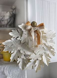 For Decorations by Book Page Leaf Craft Autumn Decor Hometalk Fall Diy