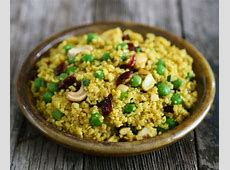 curried cashew couscous_image