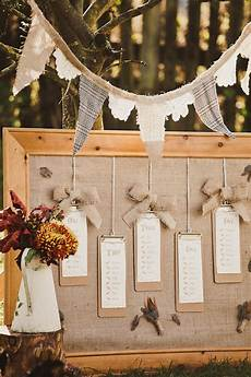 Seating Chart Ideas For Wedding