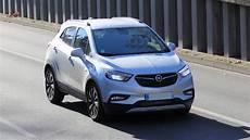 Essai De L Opel Mokka X 2016 El 233 Gant Et Raffin 233 33 Avis