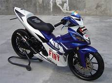 Modifikasi Motor by 100 Gambar Modifikasi Motor Yamaha Mx Terkeren