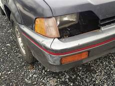 automotive air conditioning repair 1985 honda civic interior lighting 1985 honda civic crx hf 79k miles 5 spd manual no rust 1g crx rare weber carb classic honda
