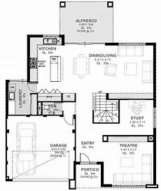 two storey house plans perth grange luxury 2storey home design for rear views perth