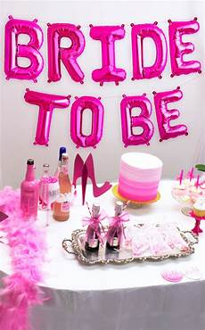 bridal shower decorations mylar letters balloon kit bride