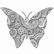 Ausmalbilder Erwachsene Schmetterling Ausmalbilder Fur Erwachsene Schmetterlinge Malvorlagen