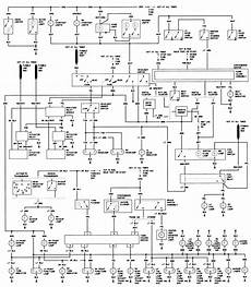 86 camaro electrical wiring diagram camaro fog lights third generation f message boards