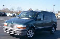 automobile air conditioning repair 1996 plymouth voyager electronic toll collection 1994 plymouth voyager se nice clean low miles engine problem need repair for sale specs photos