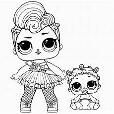 Malvorlagen Lol Lol Dolls Coloring Pages Print Them For Free