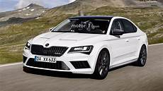 Skoda Octavia Vrs 2019 Release Date Price And Review