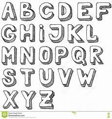 Malvorlagen Buchstaben Abc Set Of Abc Letters Free Alphabet