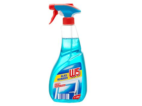 W5 Glass Cleaner