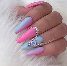 23 stunning ways to wear baby blue nails page 2 of 2