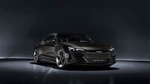 Audi E Tron GT Concept Unveiled  Luxury Motor Press