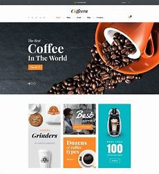 online coffeeshop 12 coffee shop website themes templates free