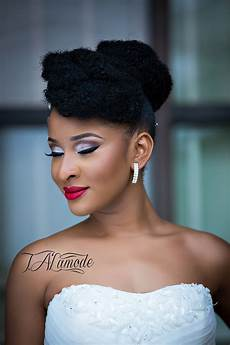 Afro Bridal Hairstyles 11 brides who proof afro is beautiful south