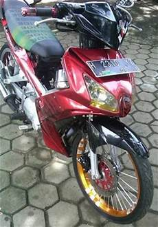 Jupiter Mx 2007 Modif Simple by Jupiter Mx 2006 Tilan Simple Modifikasi Oto Trendz