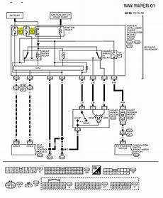 Windshield Wiper Motor Wiring Diagram Diagram